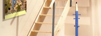 Goedkope bouwpakkettrappen